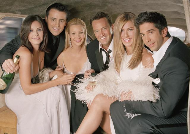 Friends ekibi özel bölüm için bir araya gelebilir