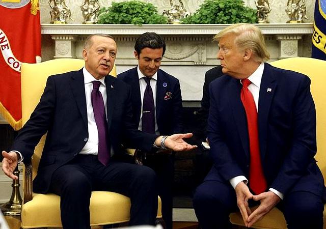 Trump: S-400 ve F-35'leri konuşacağız