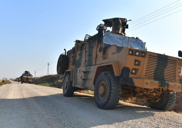 Türkiye ile Rusya'nın Suriye'deki 6. ortak devriyesi sona erdi