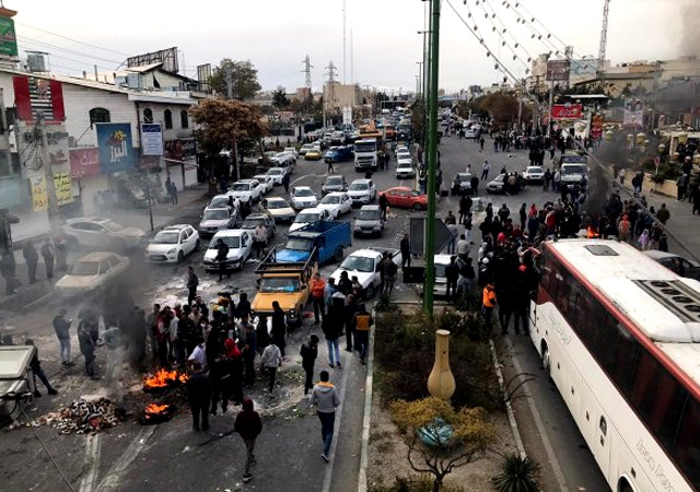 İran'da internet erişimi kesildi