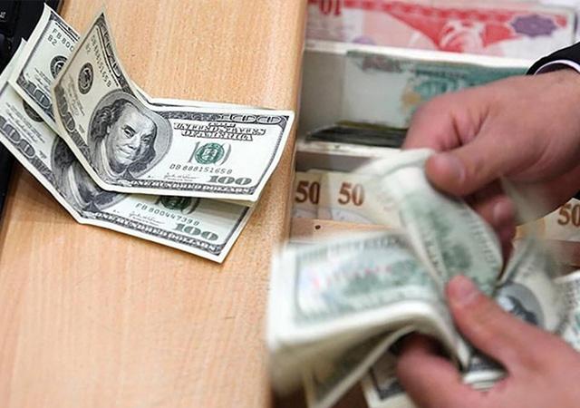 Dolar haftaya 5.75 seviyelerinde başladı