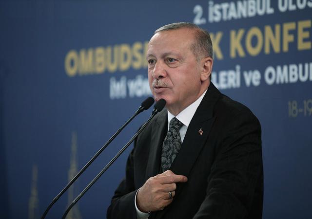 Erdoğan, petrol paylaşımı ile ilgili konuştu: Derdimiz petrol değil insan