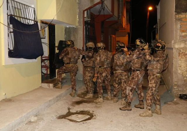 Şanlıurfa'da DEAŞ operasyonu: 5 kişi tutuklandı