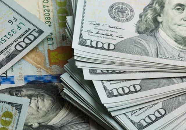 Dolar 5.75, euro 6.37 liradan güne başladı