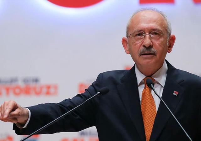 Kılıçdaroğlu: Erdoğan ailesi 5 kuruş vergi ödemiyor