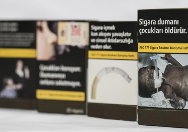 'Sigarada standart paketin ana amacı caydırıcılığı artırmak'