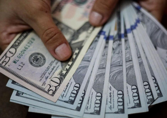 Dolar 5.75 liranın altında