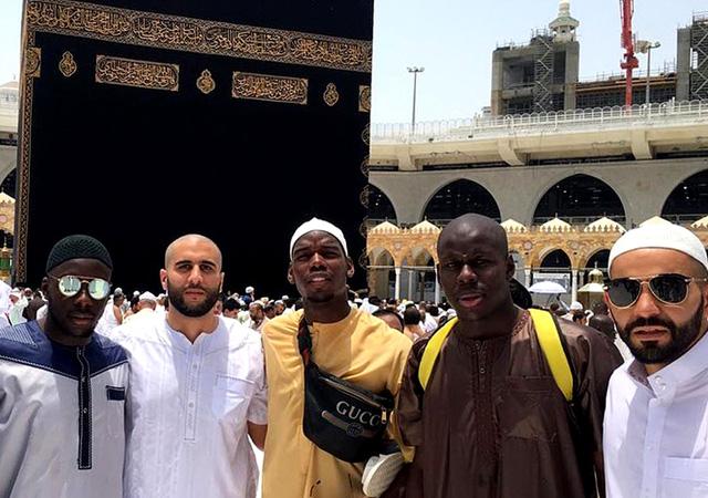 Pogba: İslamiyetin terörizmle alakası yok!