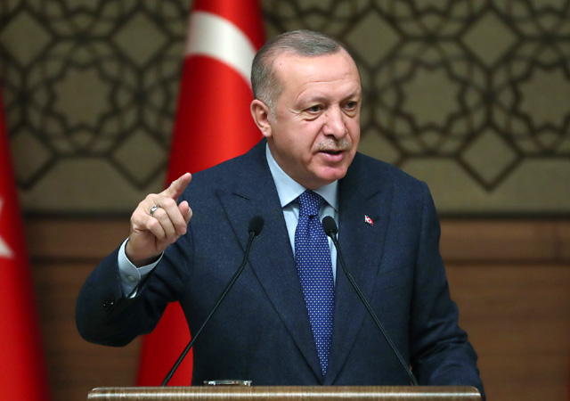 Erdoğan'dan 100 bin sosyal konut müjdesi