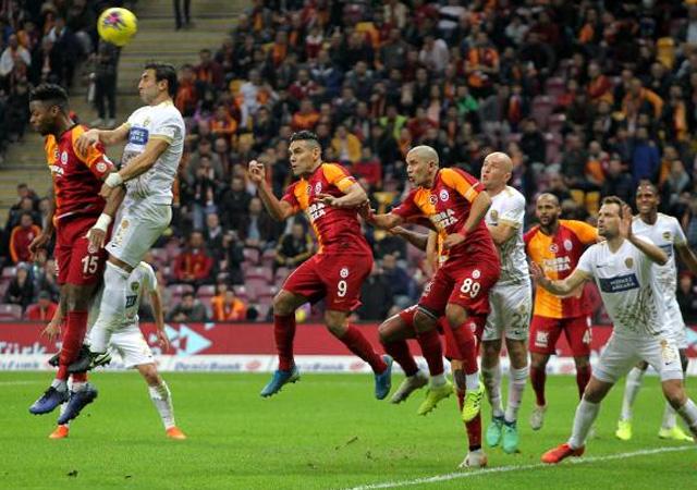 Galatasaray 90+1'de yıkıldı! 2-2
