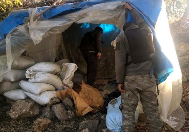 Kıran-11 Narko-Terör Operasyonu başladı