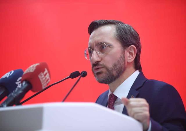 Fahrettin Altun: Artık sahada olan bir Türkiye var!