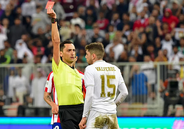Süper Kupa'nın sahibi Real Madrid oldu