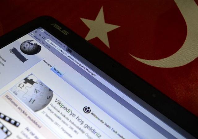 Wikipedia'ya erişim engeli kaldırıldı
