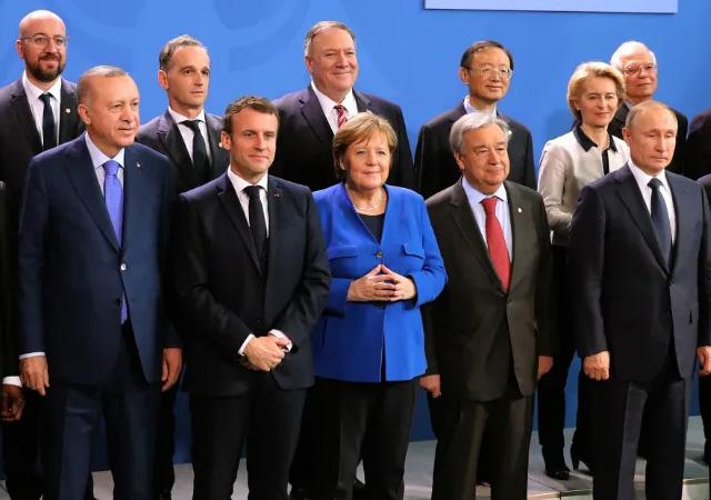 Libya Zirvesi'nden 'anlaşma' çıktı