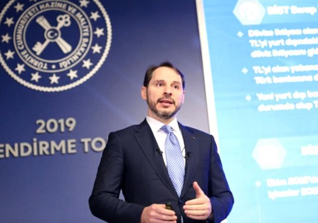 Bakan Berat Albayrak'tan 2019 değerlendirmesi