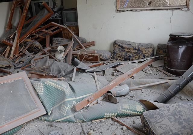Rus savaş uçakları yine İdlib'e saldırdı: 12 ölü