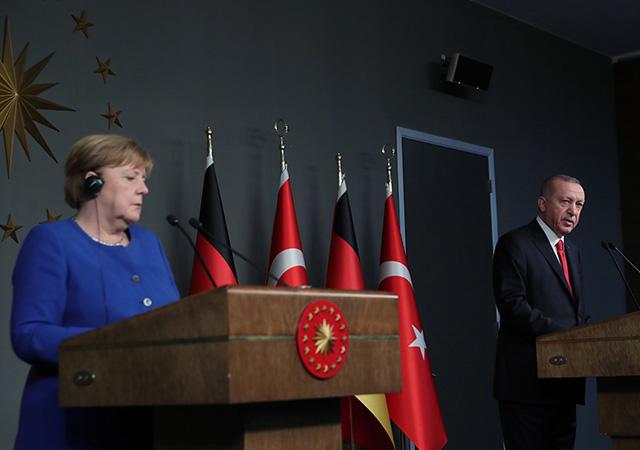 Erdoğan: Türkiye AB ilişkilerini değerlendirdik