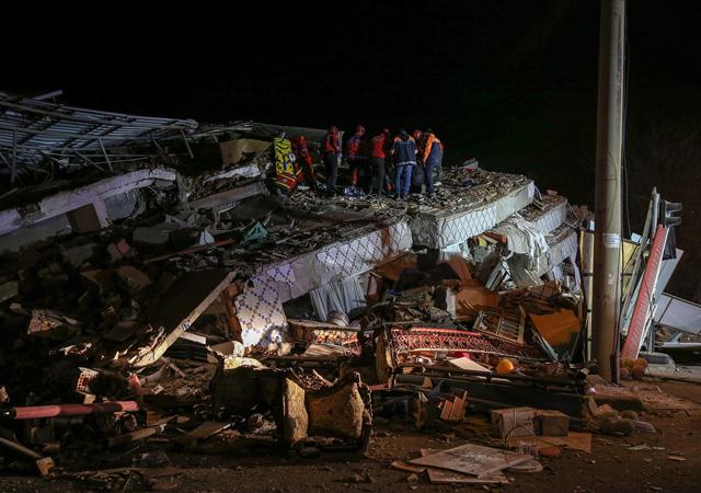 AFAD: Elazığ'daki depremde hayatını kaybedenlerin sayısı 29 oldu