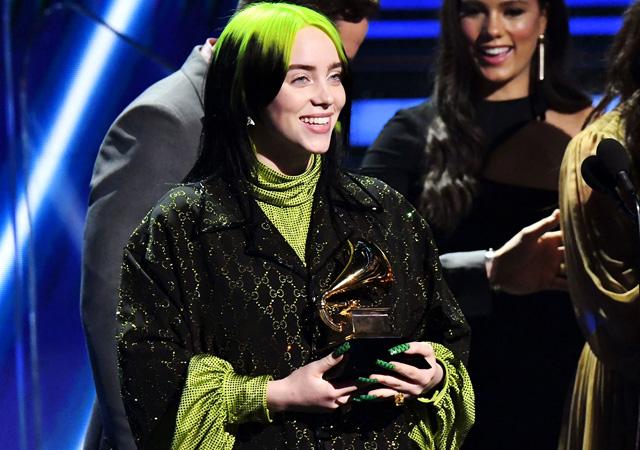 62. Grammy Ödülleri sahiplerini buldu: Billie Eilish damga vurdu