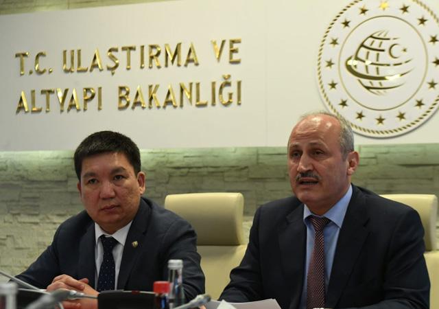 Ulaştırma Bakanlığı'ndan Marmaray açıklaması