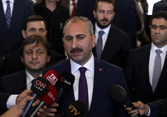 Adalet Bakanı'ndan Kadir Şeker açıklaması