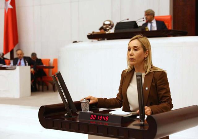 Tuba Vural Çokal partisini eleştirerek istifasını verdi