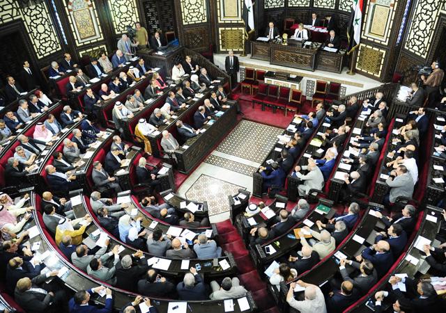 Suriye Parlamentosu 'Ermeni Soykırımı'nı tanıdı