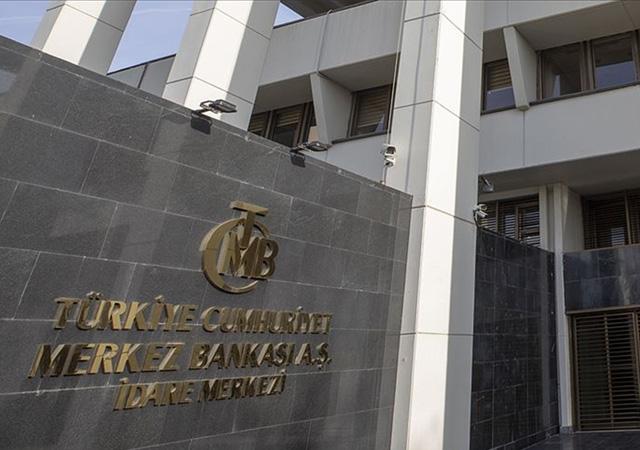 Merkez Bankası'nın yıl sonu enflasyon ve dolar beklentisi yükseldi