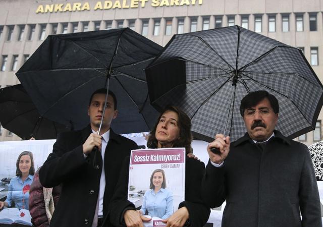 Katilin avukatı: 'Ceren Damar 15 Temmuz'u savundu'
