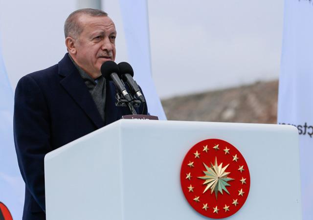 Erdoğan: 5 Mart'ta Putin, Macron ve Merkel ile buluşacağız