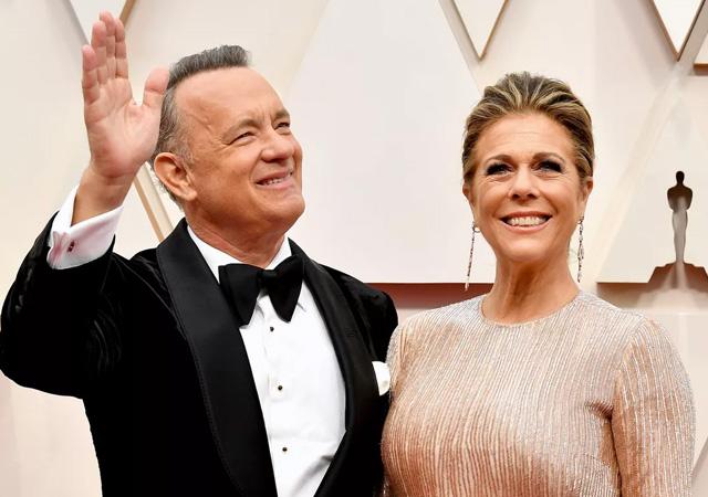 Tom Hanks ve eşi koronavirüse yakalandı