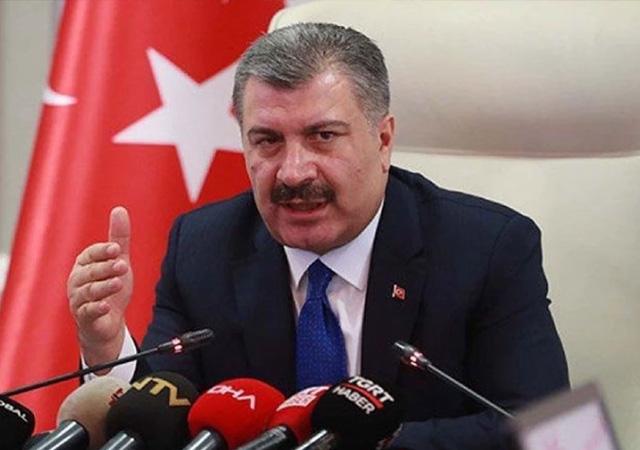 Sağlık Bakanı Koca'dan koronavirüs açıklaması: 2 ay direnelim