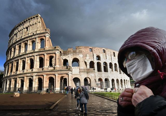 İtalya'da 175 kişi daha koronavirüs nedeniyle hayatını kaybetti