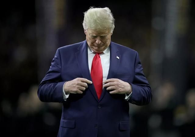 Trump korona testi yaptırdı