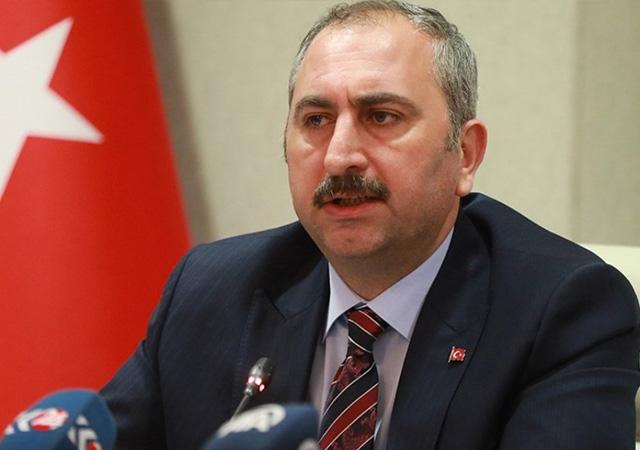 Adalet Bakanı Gül koronavirüs önlemlerini anlattı: 60 yaş üstü hakim ve savcılar izinli sayılacak