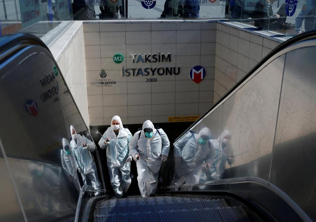 Türkiye'de koronavirüsten 9. ölüm: Vaka sayısı 670'e yükseldi