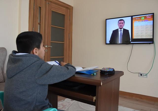 Milli Eğitim Bakanı, uzaktan eğitimi anlattı