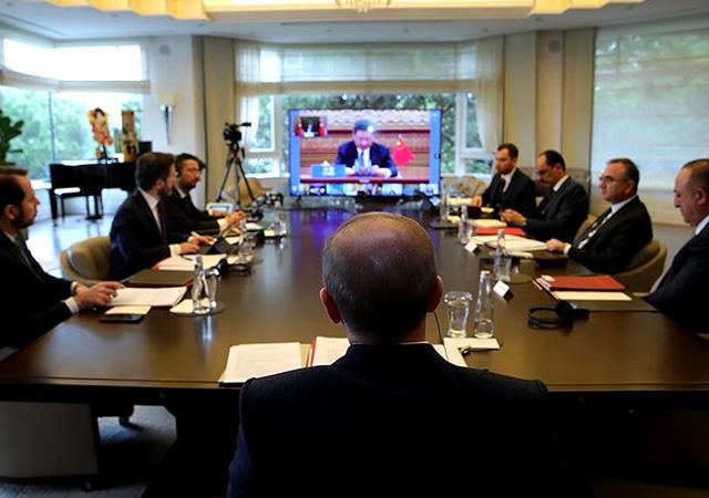 Başkan Erdoğan'dan G20 liderlerine çağrı
