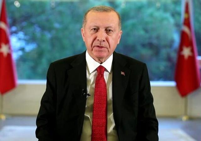 Cumhurbaşkanı Erdoğan'ın yoğun korona mesaisi