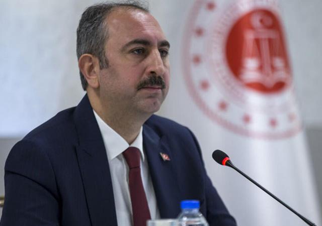 Adalet Bakanı Gül: Cezaevi personeli bugünden itibaren evlerine gönderilmeyecek