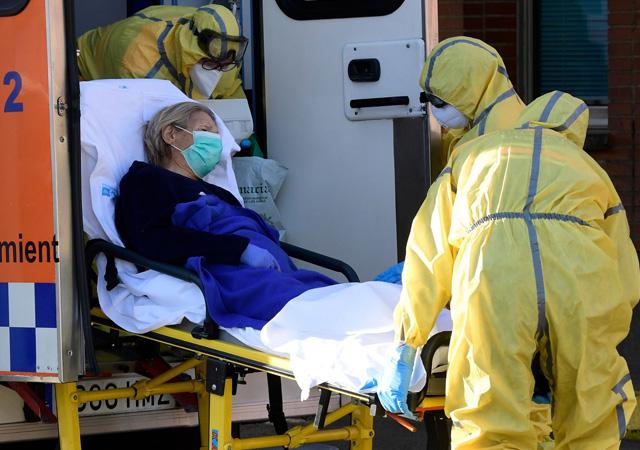 İspanya'da 24 saat içinde koronavirüs nedeniyle rekor sayıda ölüm