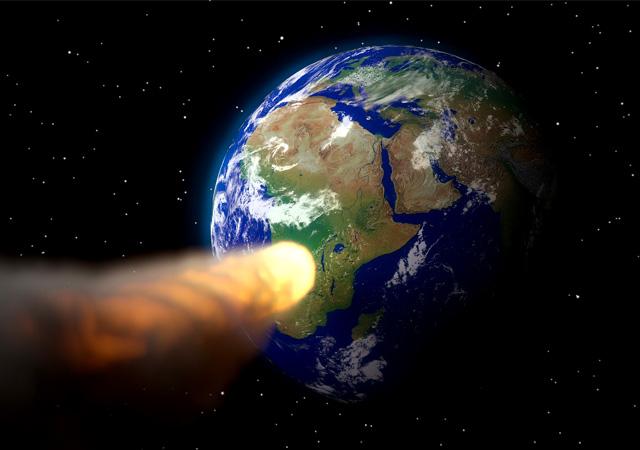 NASA: Dev asteroid dünyaya yaklaşıyor!