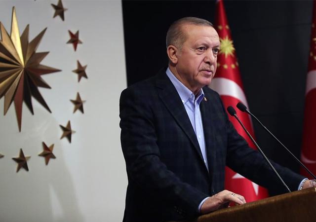 Erdoğan'dan İtalya ve İspanya başbakanlarına mektup: Dost kara günde belli olur