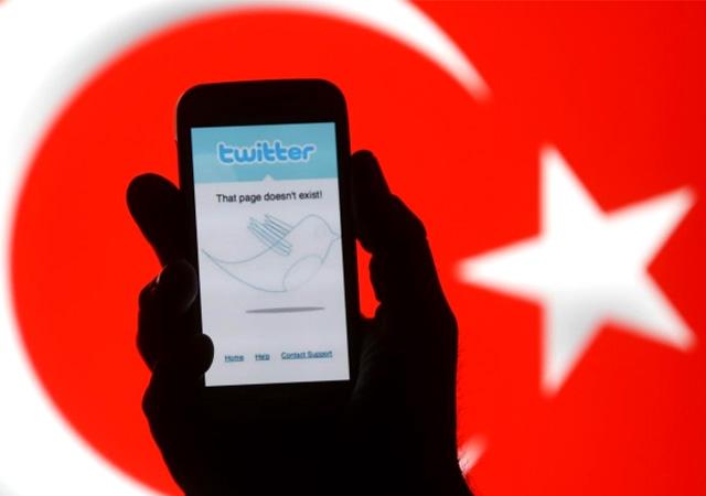 Twitter, Türkiye'yi karalayan sahte hesapları kapattı