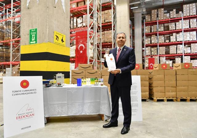 Yerlikaya: İstanbul pilot bölge seçildi