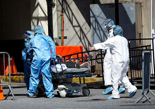 Dünyada corona virüsten ölenlerin sayısı 90 bini aştı