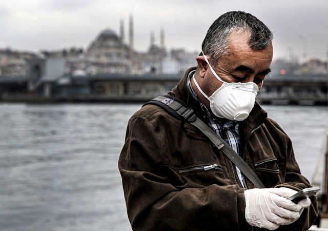 İstanbul koronavirüs vaka haritası! ilçe ilçe son durum...