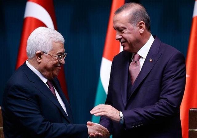 Erdoğan: Türkiye, Filistin'e her alanda destek olmayı sürdürecek