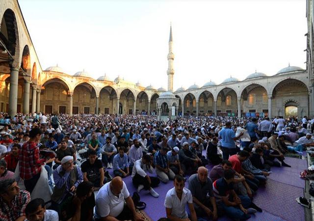 Diyanet: Bu yıl maalesef camilerimizde bayram namazı kılınamayacaktır